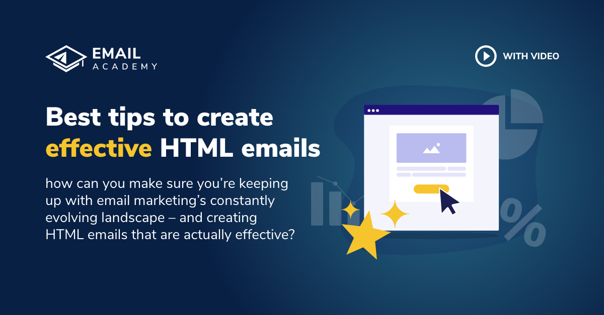 Best tips to create effective HTML emails